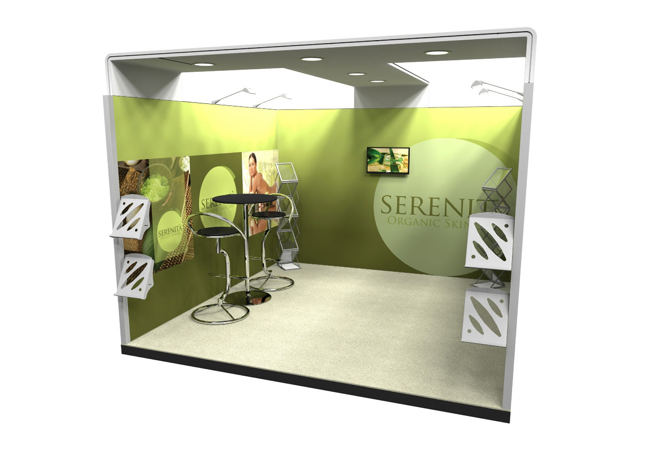 Exhibition Stand Extras : Custom modular exhibition stand system pop up stand exhibition