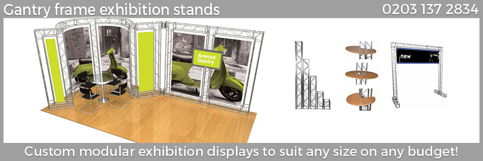 exhibition gantry